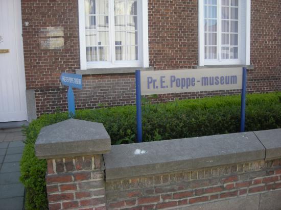 Entrée du musée - couvent