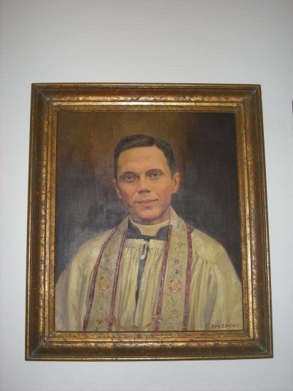 Portrait d'Edouard Poppe