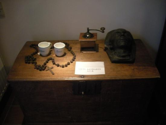 Bureau de l'abbé Poppe